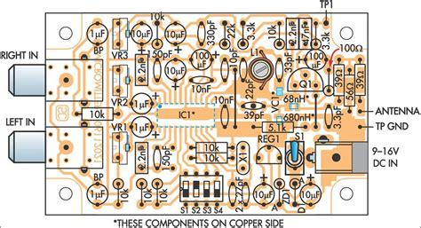 diy rf inductors diy micromitter สเตอร โอ fm transmitter พล งงานโดยสำน กงาน fmuser org guanghzou จ น