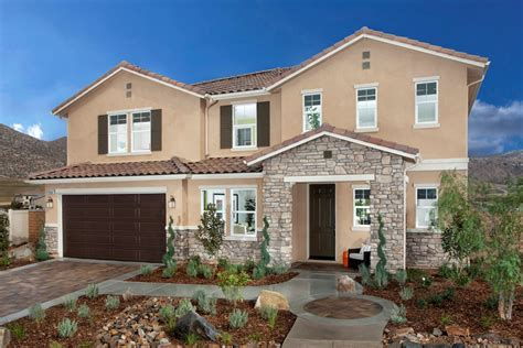 river side houses new homes for sale in riverside ca presidio point community by kb home