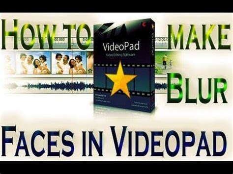 Tutorial Videopad 2015 | how to cover faces in videopad video editor tutorial 2015
