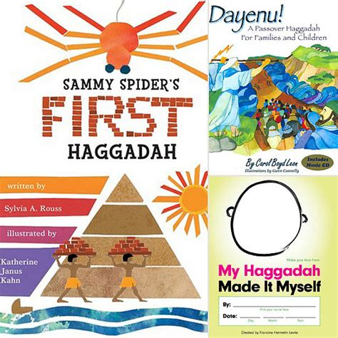 printable toddler haggadah passover kid friendly haggadahs popsugar moms