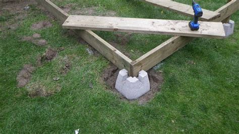 Building A Shed Base by Build The Shed Va3qb