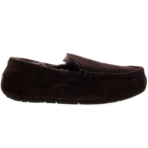 fu loafers mens genuine australian suede sheepskin fur loafers