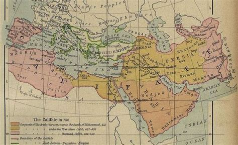 Ottoman Caliphate Caliphate Lessons From The Earliest Mohammedan Invasions Of Central Asia