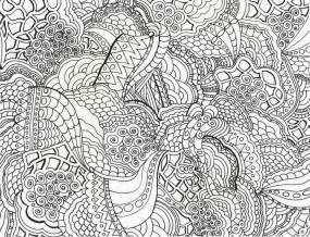 complicated coloring pages for adults difficult coloring pages 7 coloringpagehub