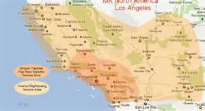 service area map los angeles mk
