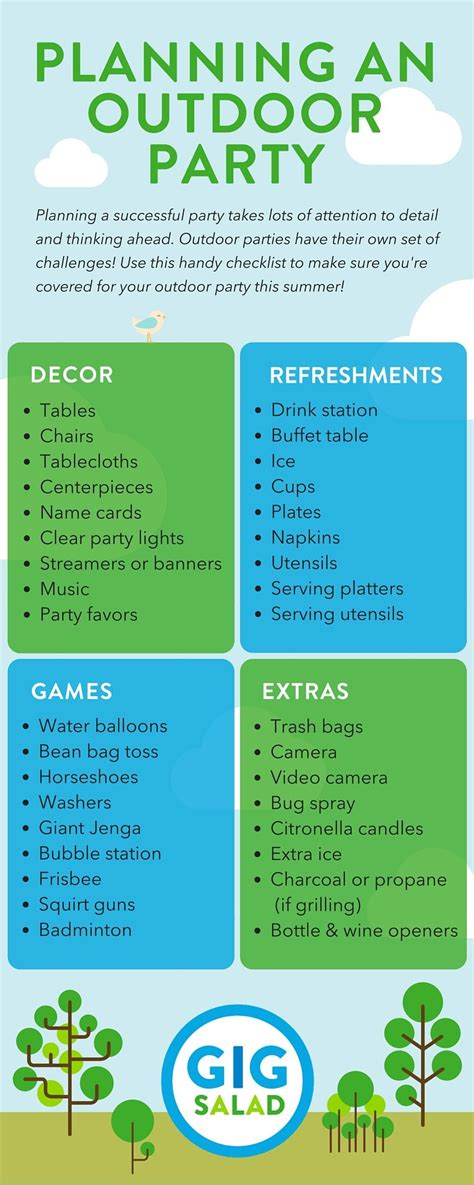 how to plan a backyard party all you need to plan an outdoor party smoking bbq party