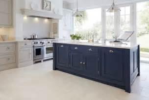 kitchen teal blue kitchen caibnet with black ceramic