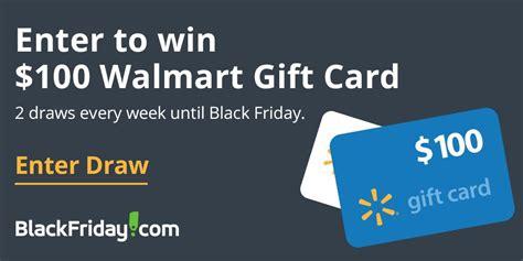 blackfridaycom walmart black friday  gift card