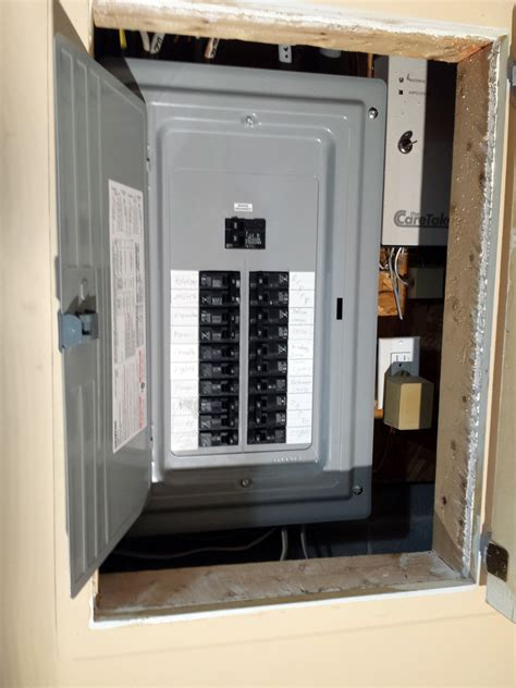 cost to replace electrical panel electrical breaker box replacement cost efcaviation