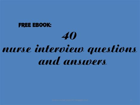 Behavioral Questions For Nurses And Answers by Top 10 Cardiac Questions With Answers