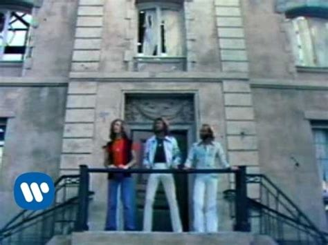 stayin alive bee gees song video