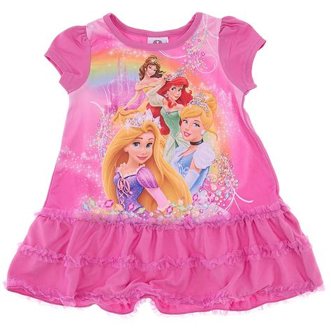 disney princess character pink childrens girls toddler kids duvet quilt cover ebay disney princess nightgown pink for toddler girls disney