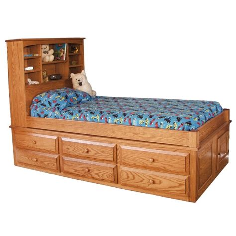 captain bed with drawers 28 images small bed with