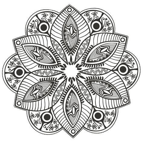 how to color mandalas flower mandala to color mandalas with flowers