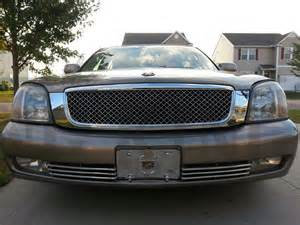 Bentley Cadillac Cadillac Chrome Mesh Bentley Grille Grill 2000