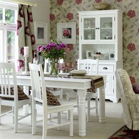 shabby chic dining room design ideas interiorholic
