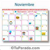 Calendario Colombia 2017 Noviembre Tarjetas De Calendario Multicolor 2017 Postales De