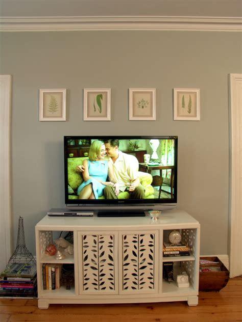 Living Room Tv Decor Apt Makeover My Living Room Seeing Design