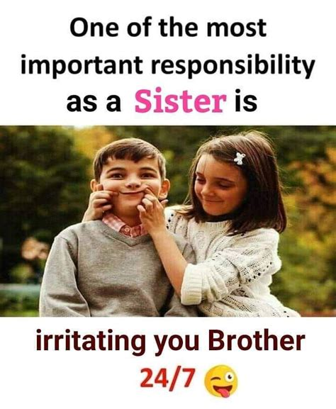 tag mention share   brother  sister
