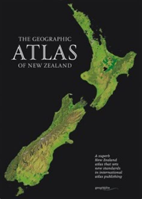 atlases & books geographx