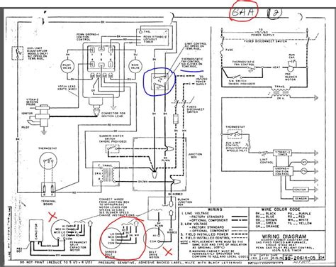 schematic for amana gas furnace wiring diagram get free image about wiring diagram