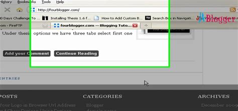 thesis theme tutorial how to remove the link in the footer of the thesis theme