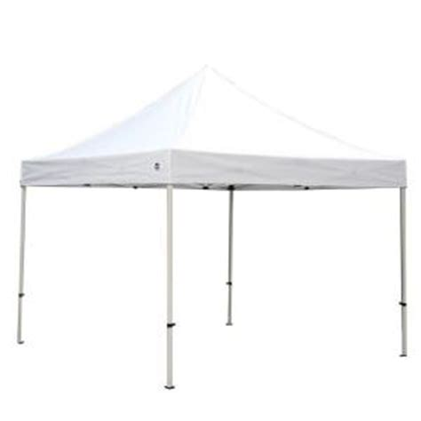 king canopy tuff tent 10 ft w x 10 ft d instant canopy