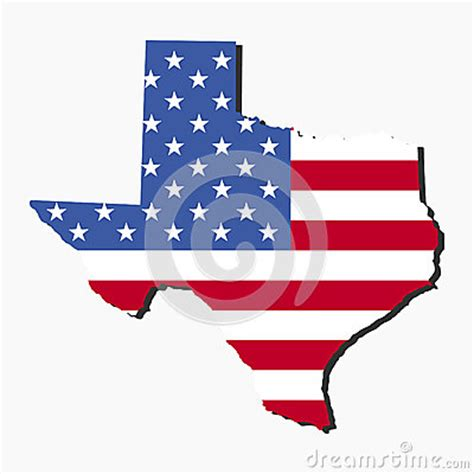 texas map flag texas map flag royalty free stock image image 9986356