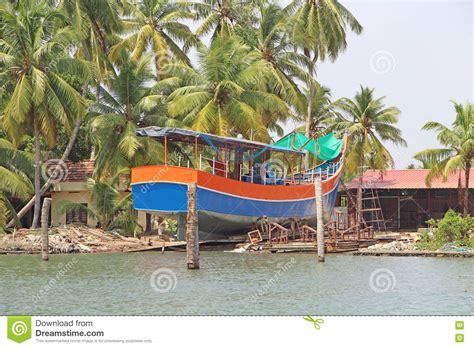 fishing boat price kerala fishing boat kerala backwaters stock image image of