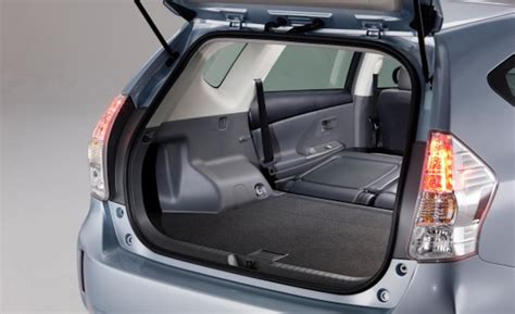 2012 Prius Interior by Car And Driver