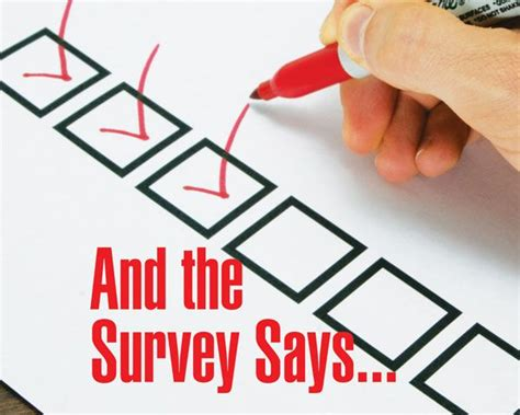 The Says by Take Above The S Confidential Social Media Survey