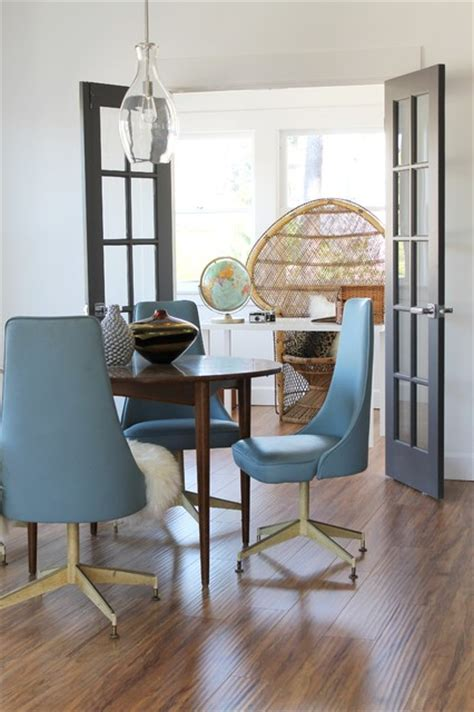 mid century modern chairs  peacock chair  office modern dining room los angeles