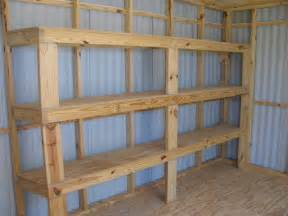 plans for building wood storage shelves discover