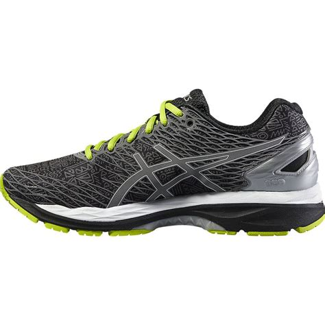 asics nimbus mens running shoes asics gel nimbus 18 lite show mens running shoes