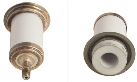 10 32 Threaded Stud Ceramic by Antenna Rf Feed Thru Insulators
