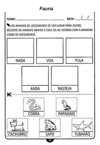 DIA DA FAUNA 57 ATIVIDADES E DESENHOS PARA COLORIR