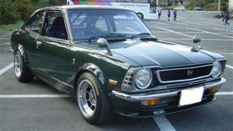 toyota corolla 1.2 1973 | auto images and specification