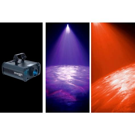 Speaker Multi Colour Led With Water Effect T3009 2 american dj h2o dmx pro water effect musician s friend