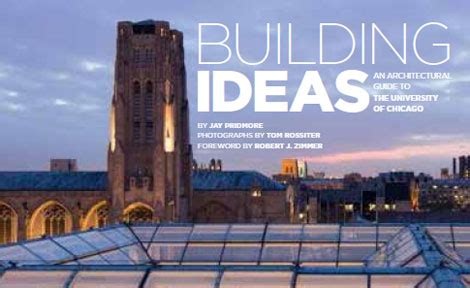 Uchicago Part Time Mba by Uchicago Architecture Embodies New Ideas The