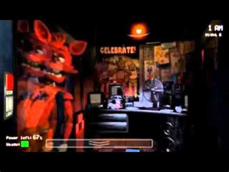 what does the fox say (fnaf) youtube