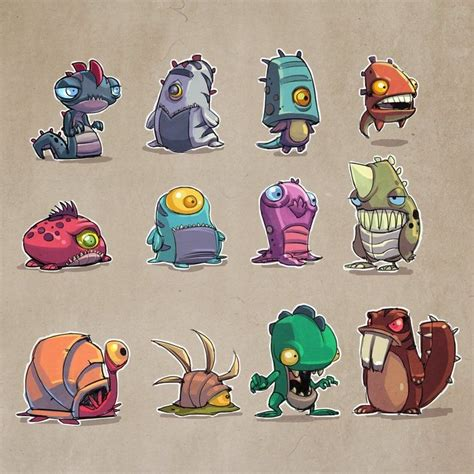 design game art 1000 images about small monsters on pinterest aliens