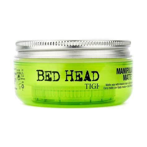 tigi bed head wax tigi bed head manipulator matte wax 57 5g ebay