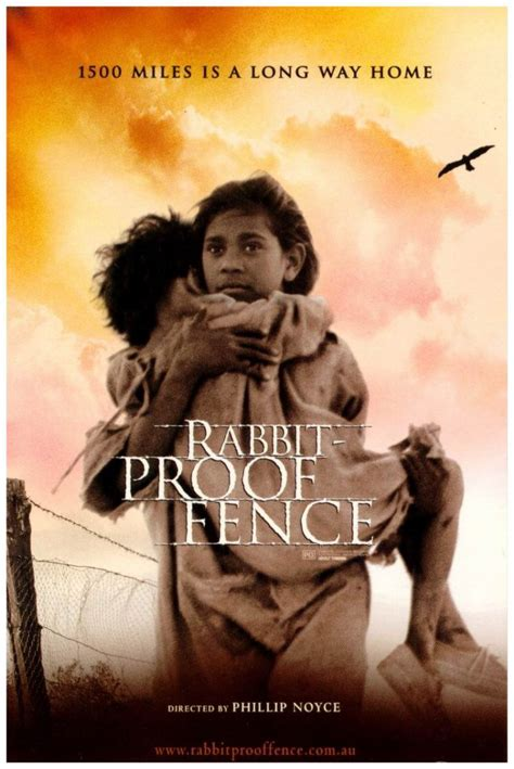 themes in the film australia rabbit proof fence racism kidnapping and forced