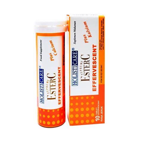 Holisticare Ester C Isi 30 Tablet jual daily deals holisticare ester c eff jeruk 10 tabs harga kualitas terjamin