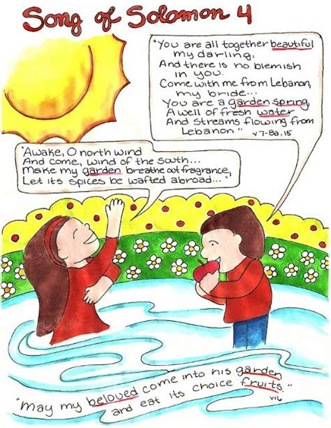 doodle new study doodle through the bible song of solomon 4 illustrated