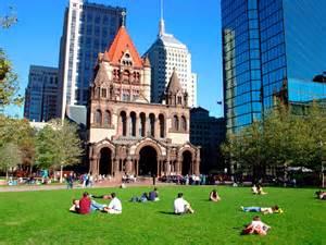Car Rental Copley Square Boston Copley Square Boston Map Facts Location Attractions