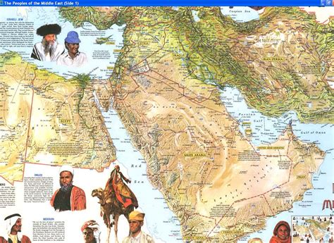 middle east map national geographic cascoly great peoples of the world national geographic