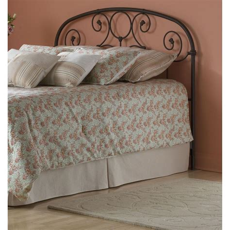 twin size metal headboards fashion bed group grafton twin size metal headboard with