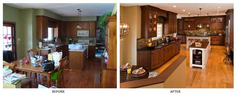 Kitchen Renovation Inspiration Kitchen Renovation Before And After Captivating Interior