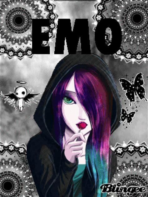 imagenes de emos satanicos chica emo fotograf 237 a 123210667 blingee com